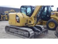 Equipment photo CATERPILLAR 308E2CRSB KETTEN-HYDRAULIKBAGGER 1