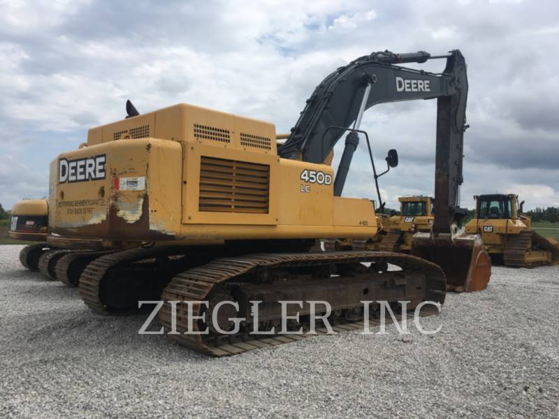DEERE & CO. EXCAVADORAS DE CADENAS 450D equipment  photo 2