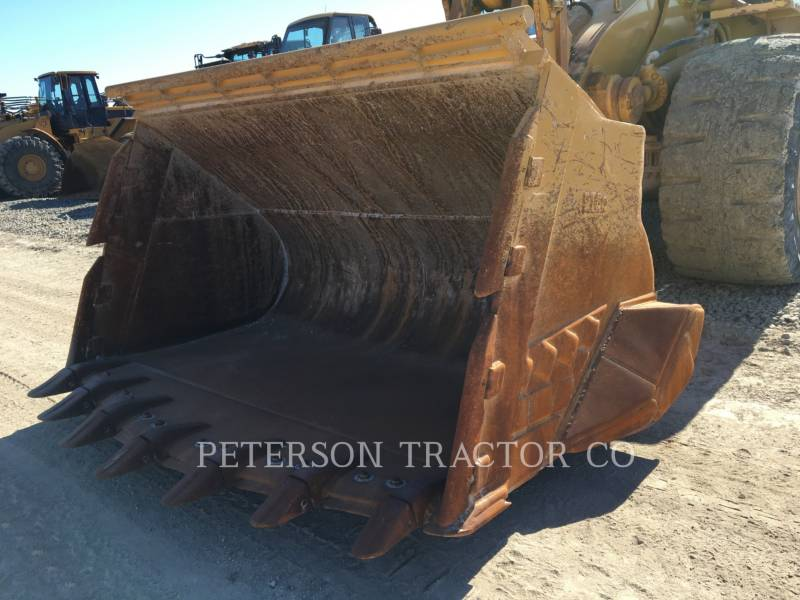 CATERPILLAR CARGADORES DE RUEDAS 988H equipment  photo 10