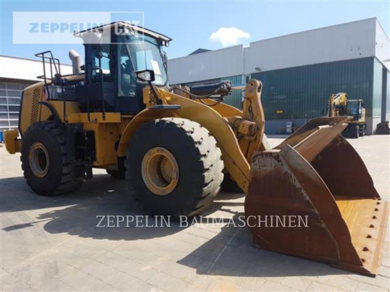 CATERPILLAR RADLADER/INDUSTRIE-RADLADER 966KXE equipment  photo 3