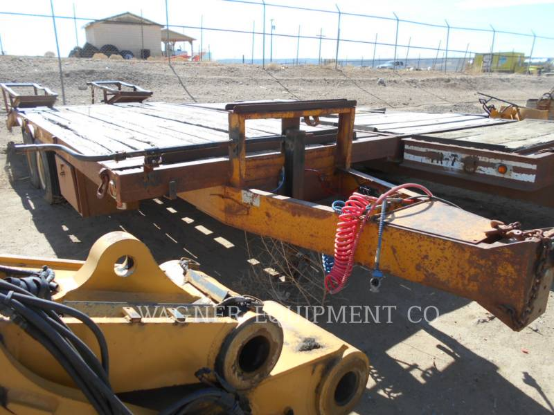 MISCELLANEOUS MFGRS TRAILERS DT40 equipment  photo 2