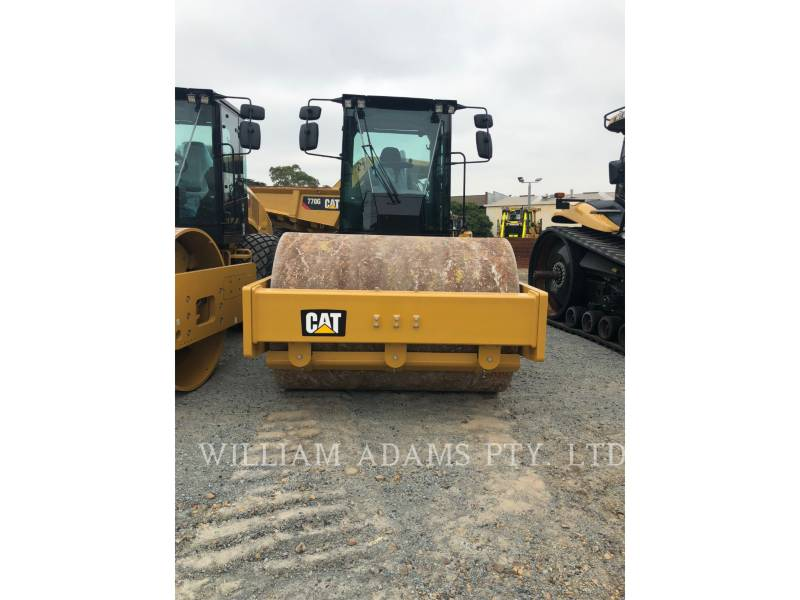 CATERPILLAR COMBINATION ROLLERS CS66B equipment  photo 2