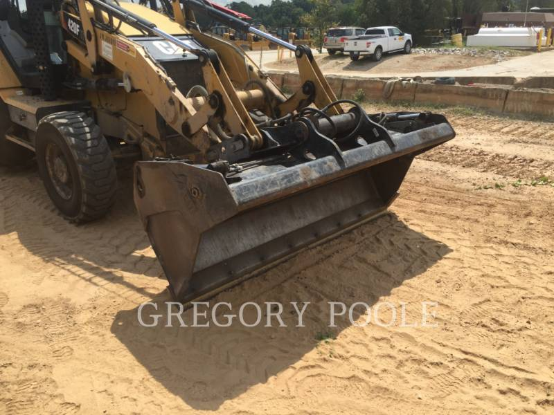 CATERPILLAR RETROEXCAVADORAS CARGADORAS 420F/IT equipment  photo 10