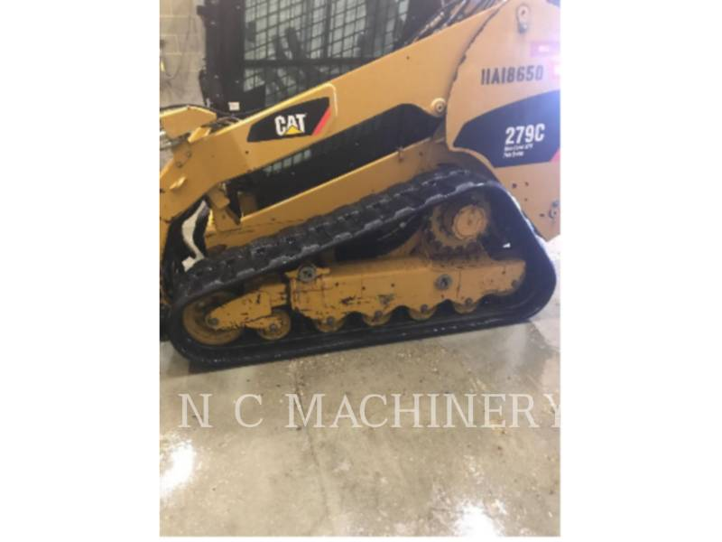 CATERPILLAR CHARGEURS COMPACTS RIGIDES 279C TL2CB equipment  photo 6