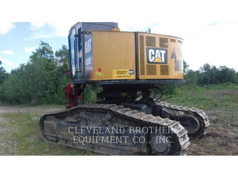 CATERPILLAR FORSTWIRTSCHAFT - BAUMFÄLLBÜNDELMASCHINE - KETTE 522B equipment  photo 4
