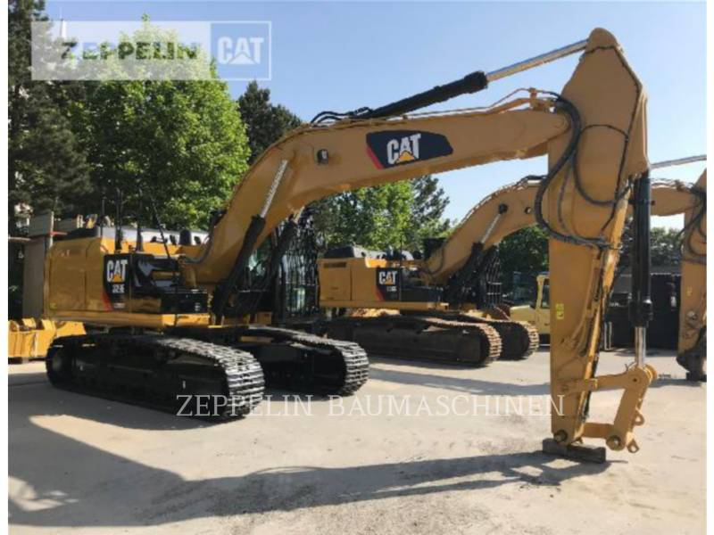 CATERPILLAR TRACK EXCAVATORS 329ELN equipment  photo 4