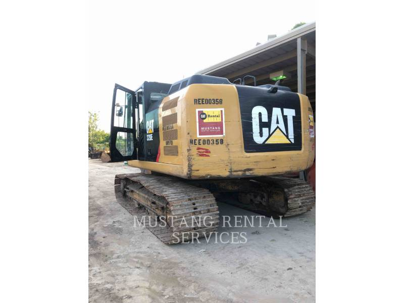 CATERPILLAR TRACK EXCAVATORS 320EL equipment  photo 6