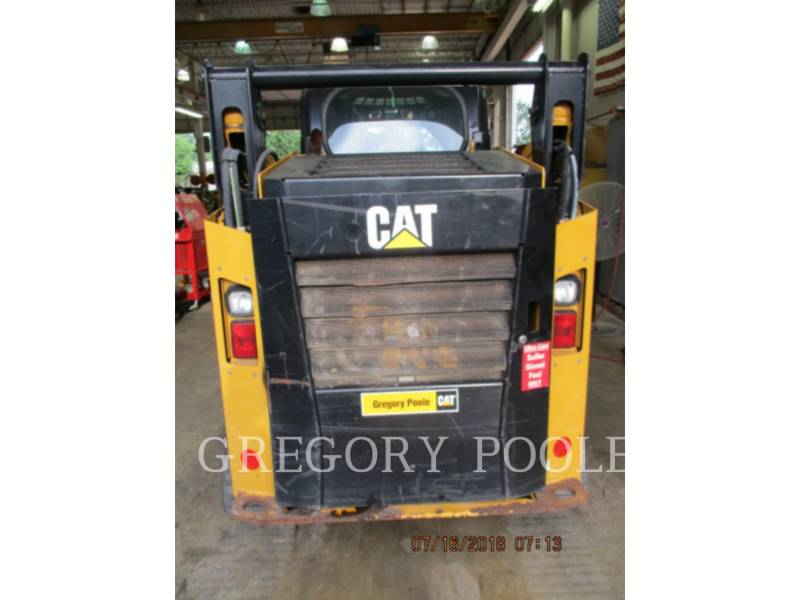 CATERPILLAR MULTI TERRAIN LOADERS 257D equipment  photo 11