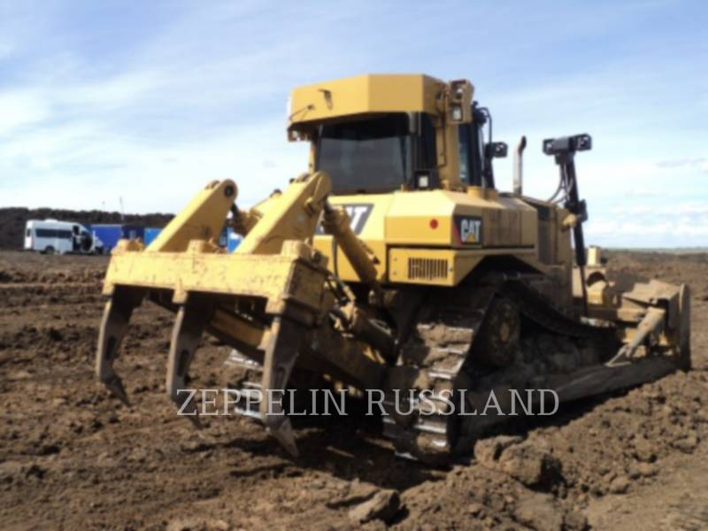 CATERPILLAR TRACK TYPE TRACTORS D 7 R equipment  photo 4