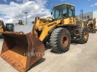 Equipment photo KOMATSU WA380-5H WHEEL LOADERS/INTEGRATED TOOLCARRIERS 1