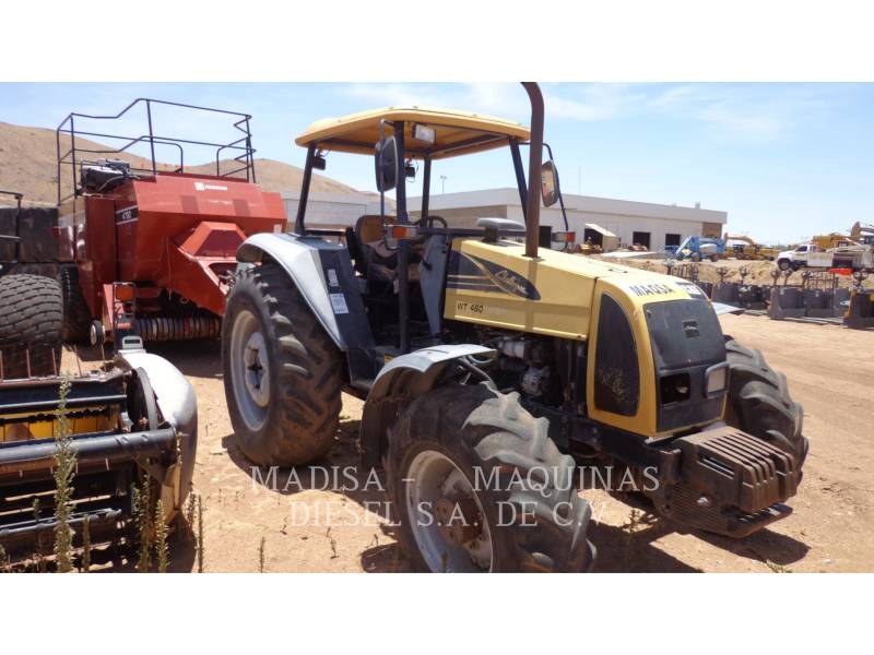 CHALLENGER LANDWIRTSCHAFTSTRAKTOREN WT460-4WD equipment  photo 3