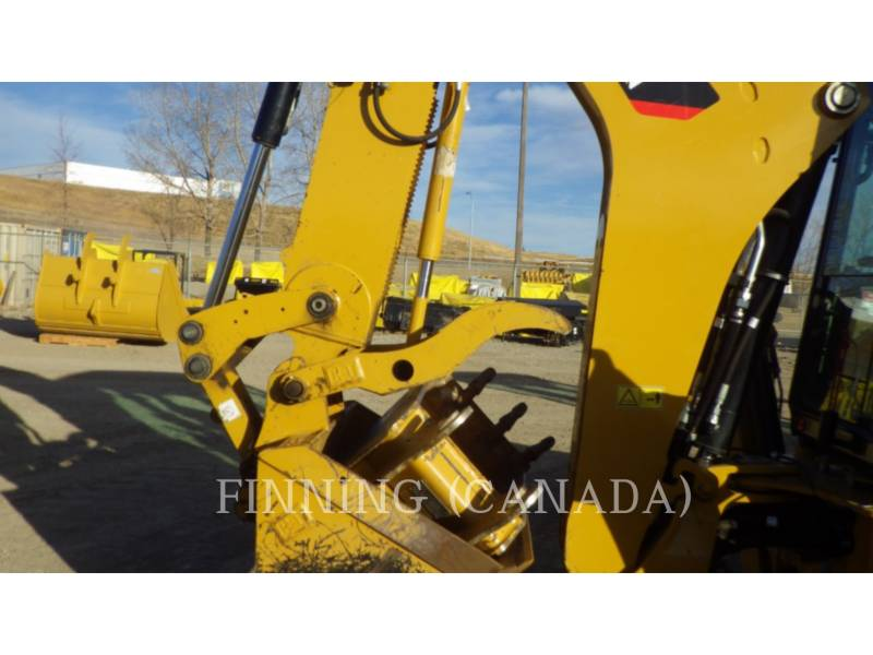 CATERPILLAR CHARGEUSES-PELLETEUSES 420F2ITLRC equipment  photo 3