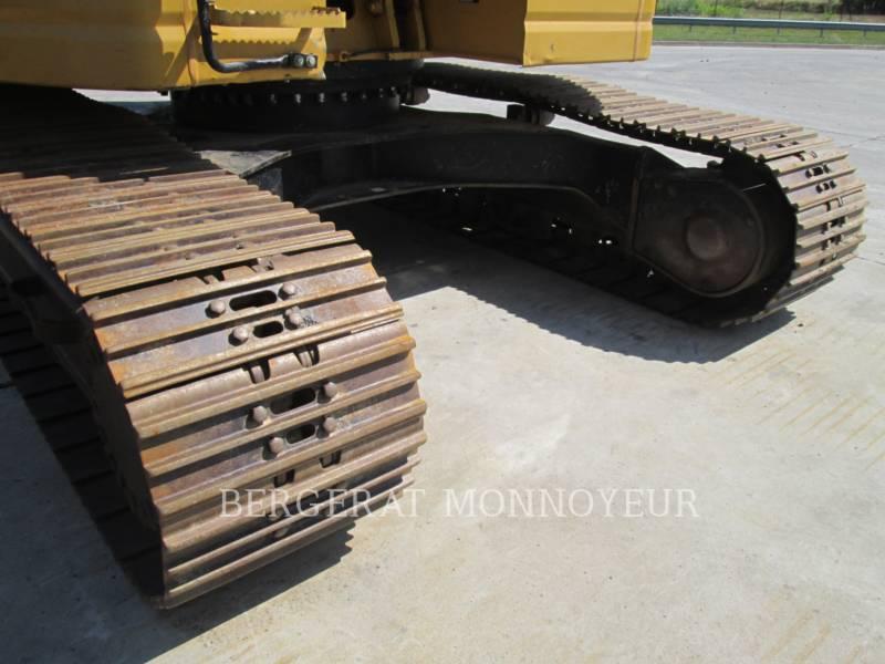 CATERPILLAR KETTEN-HYDRAULIKBAGGER 321DLCR equipment  photo 7