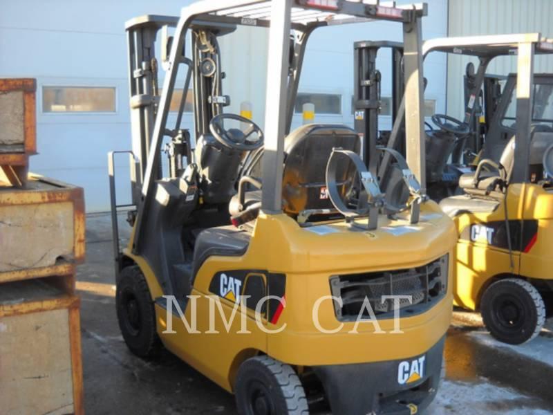 CATERPILLAR LIFT TRUCKS PODNOŚNIKI WIDŁOWE 2P3000_MC equipment  photo 3