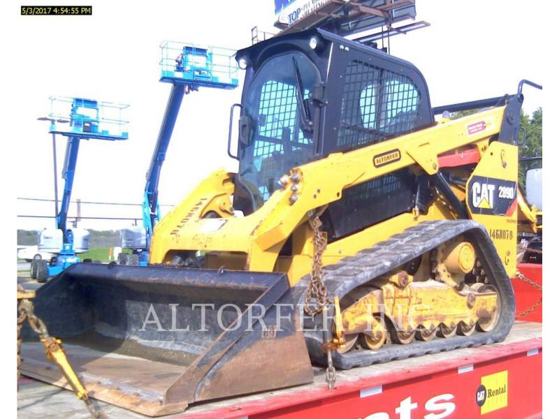 CATERPILLAR CHARGEURS COMPACTS RIGIDES 289D equipment  photo 1