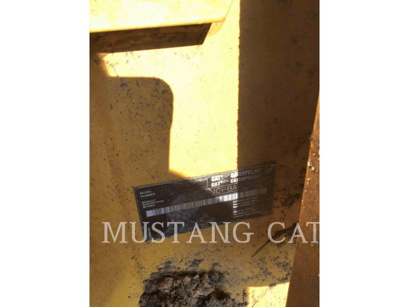 CATERPILLAR KETTENDOZER D6N LGP equipment  photo 5