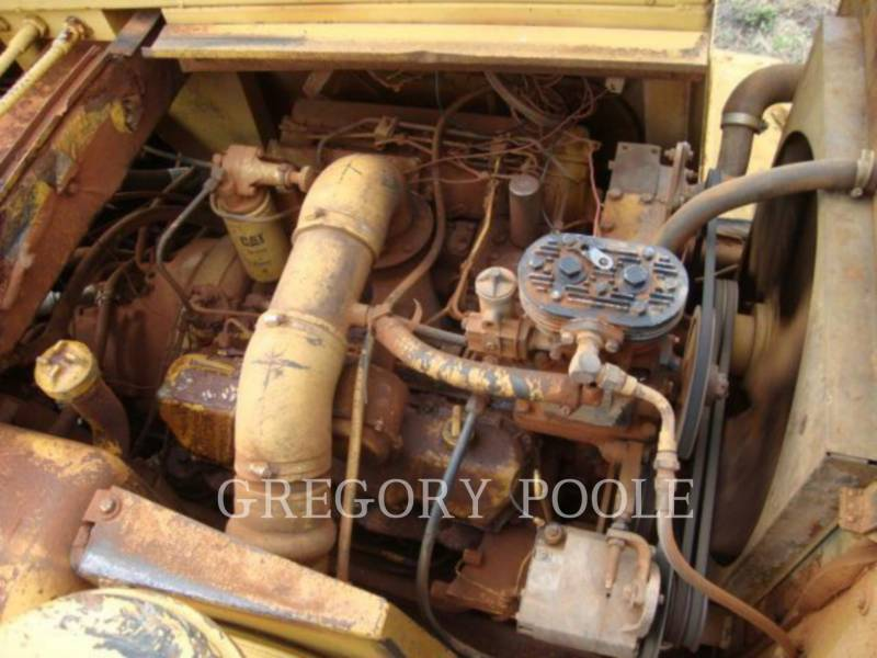 CATERPILLAR TRATOR-ESCRÊIPER DE RODAS 613B equipment  photo 18