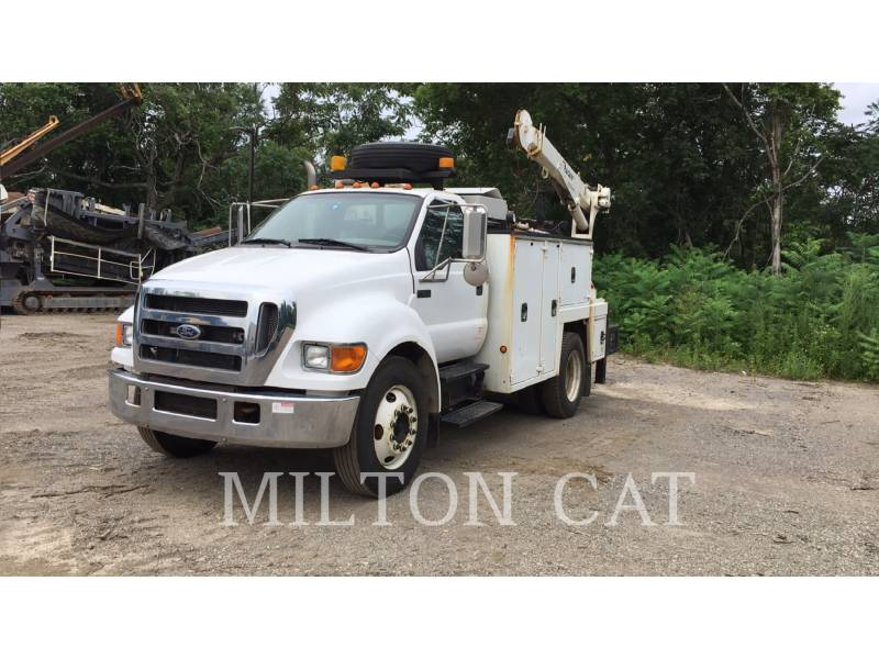 FORD ON HIGHWAY TRUCKS F650 equipment  photo 1