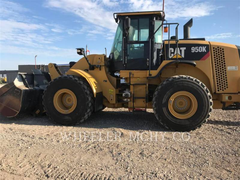 CATERPILLAR WHEEL LOADERS/INTEGRATED TOOLCARRIERS 950K QC 3V equipment  photo 1
