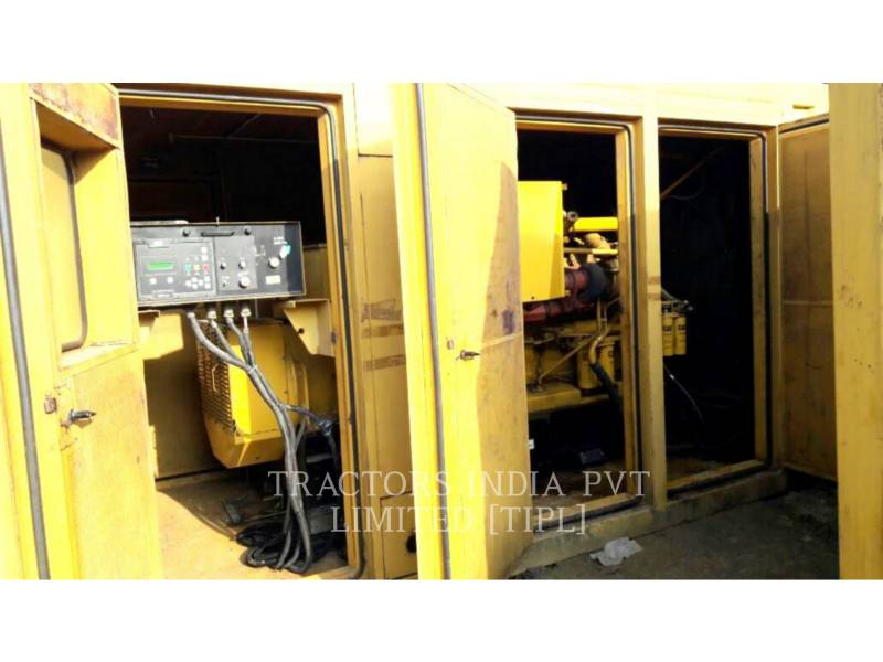 CATERPILLAR STATIONARY - DIESEL 725 KVA equipment  photo 6
