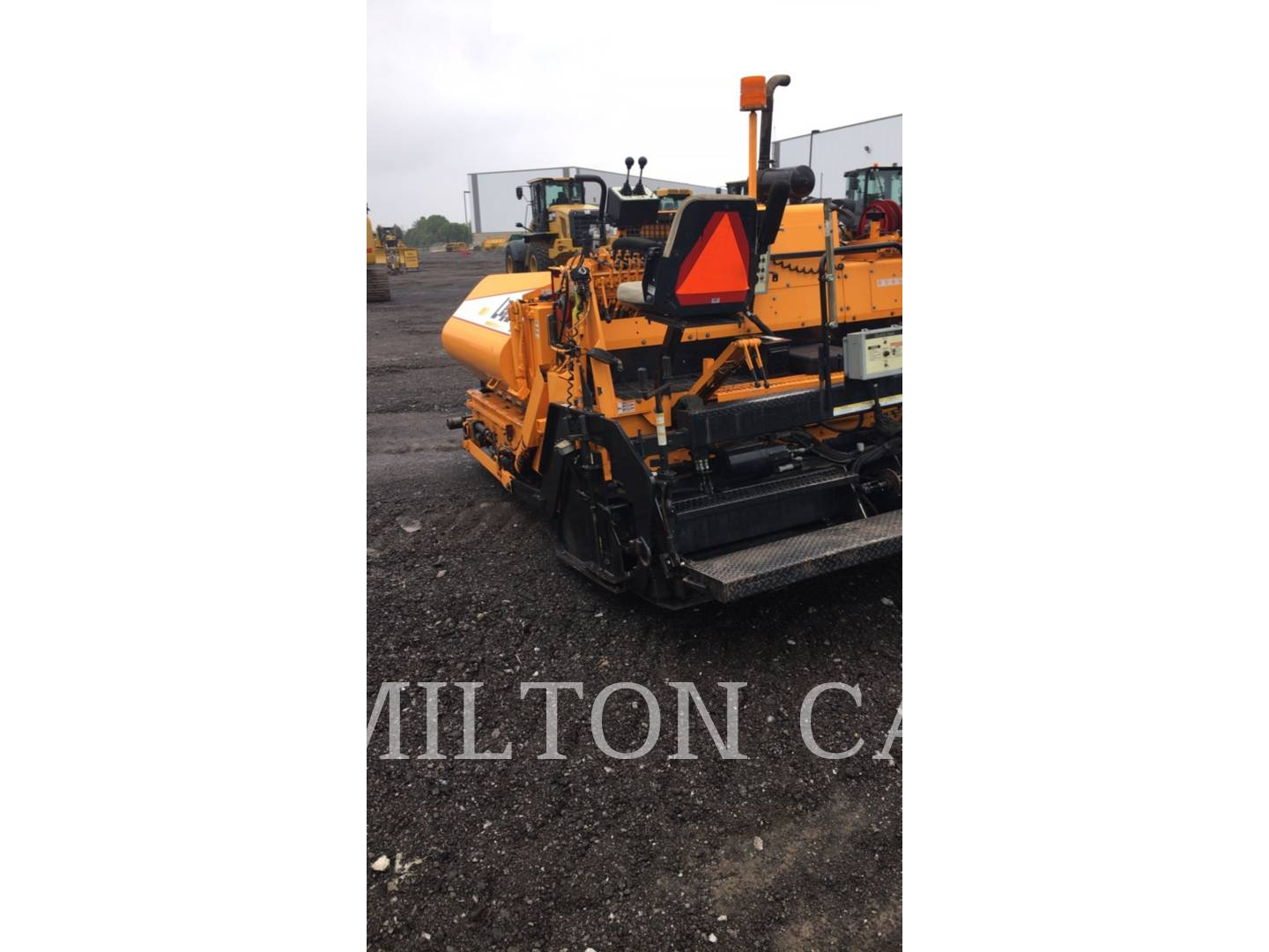 Detail photo of 2010 LeeBoy 8510HD from Construction Equipment Guide