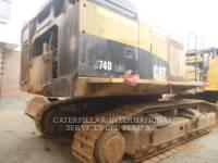 CATERPILLAR TRACK EXCAVATORS 374DL equipment  photo 3