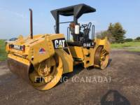 Equipment photo CATERPILLAR CB-564D ROLO COMPACTADOR DE ASFALTO DUPLO TANDEM 1