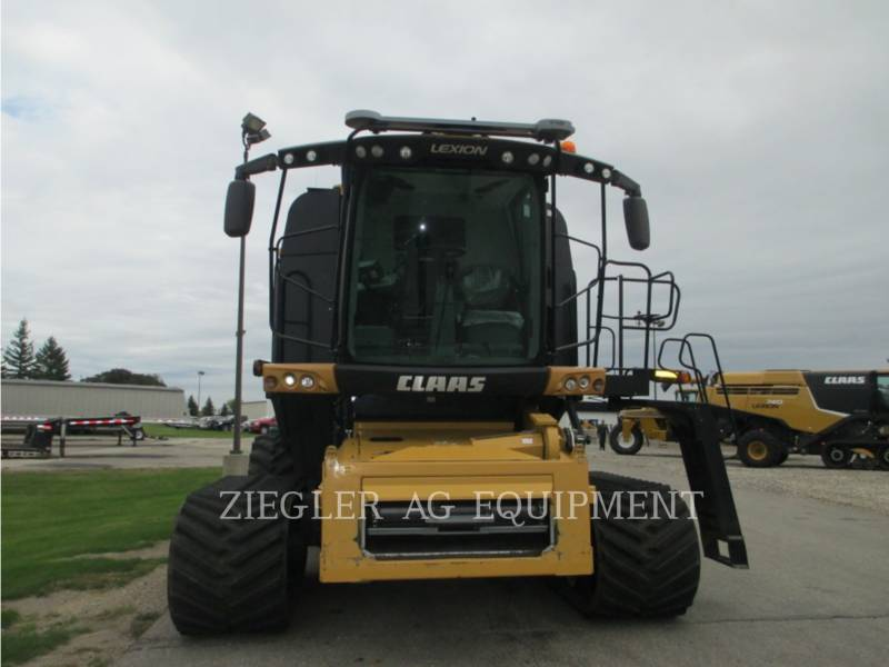 LEXION COMBINE COMBINES 750TTHS equipment  photo 5