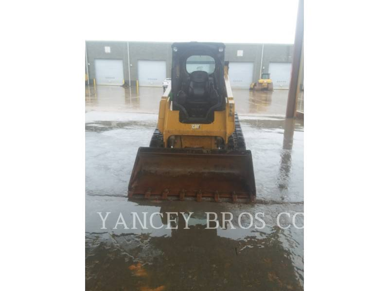 CATERPILLAR CHARGEURS COMPACTS RIGIDES 259D PDC equipment  photo 8
