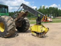 DEERE & CO. FORESTRY - SKIDDER 648H equipment  photo 6