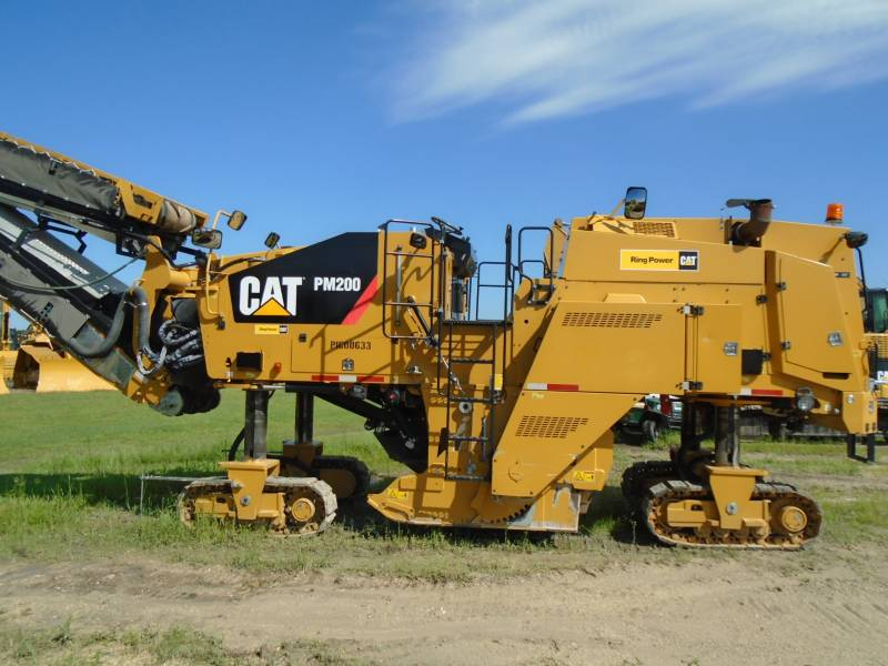 CATERPILLAR APLAINADORAS A FRIO PM-200 equipment  photo 5