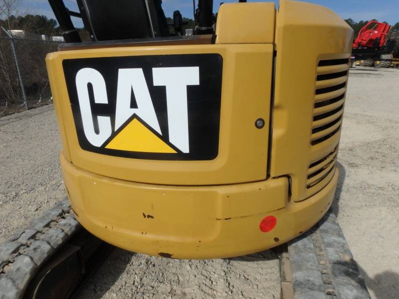 CATERPILLAR TRACK EXCAVATORS 303.5ECR equipment  photo 22