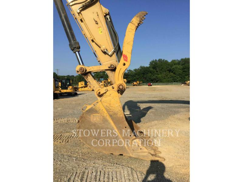 CATERPILLAR TRACK EXCAVATORS 336E THUMB equipment  photo 10