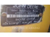 JOHN DEERE BAGGERLADER 310SJ equipment  photo 7