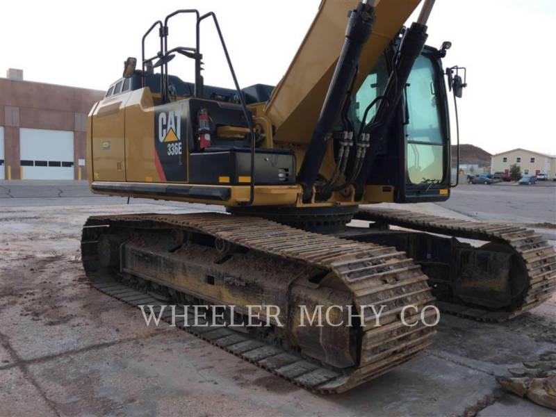 CATERPILLAR KETTEN-HYDRAULIKBAGGER 336E L DC4 equipment  photo 4