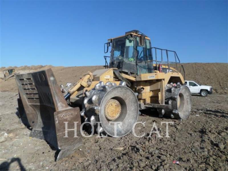 CATERPILLAR COMPACTADORES 826G equipment  photo 4