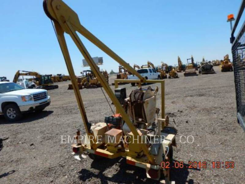 OTHER US MFGRS EQUIPAMENTOS DIVERSOS/OUTROS SRP50-T equipment  photo 2