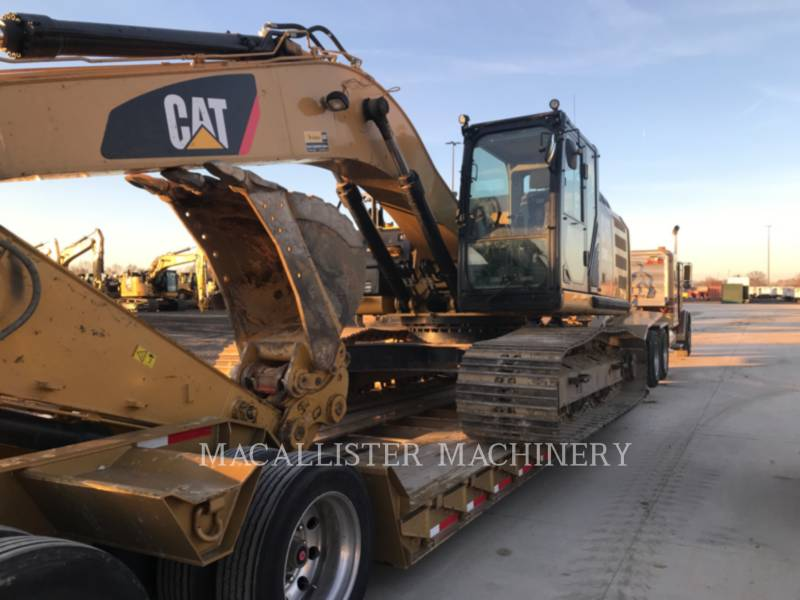 CATERPILLAR TRACK EXCAVATORS 324EL equipment  photo 1