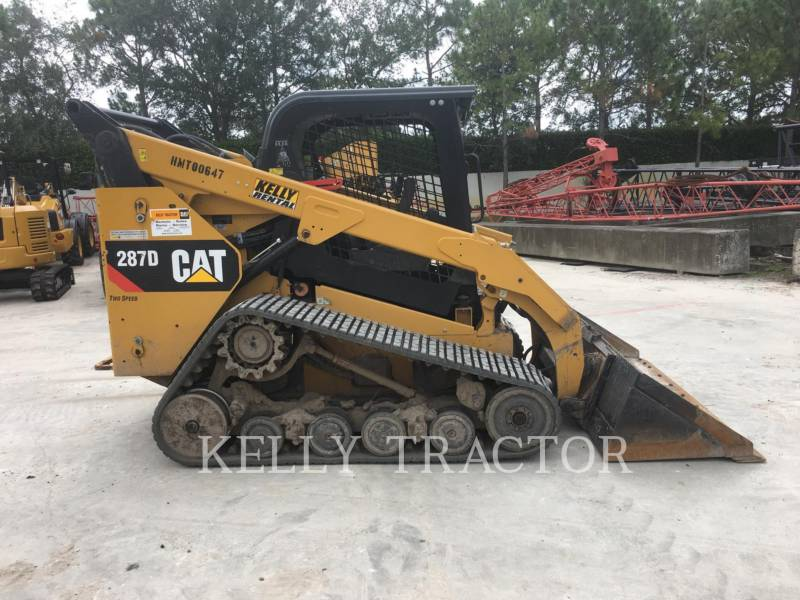 CATERPILLAR CARGADORES MULTITERRENO 287D equipment  photo 8