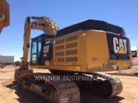 CATERPILLAR KETTEN-HYDRAULIKBAGGER 349EL VG equipment  photo 2