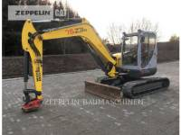 Equipment photo NEUSON 75Z3 TRACK EXCAVATORS 1
