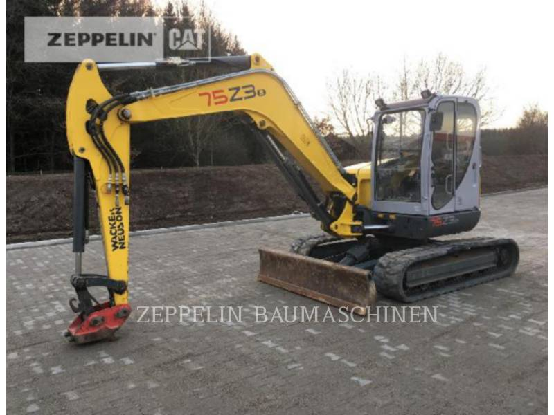 NEUSON TRACK EXCAVATORS 75Z3 equipment  photo 1