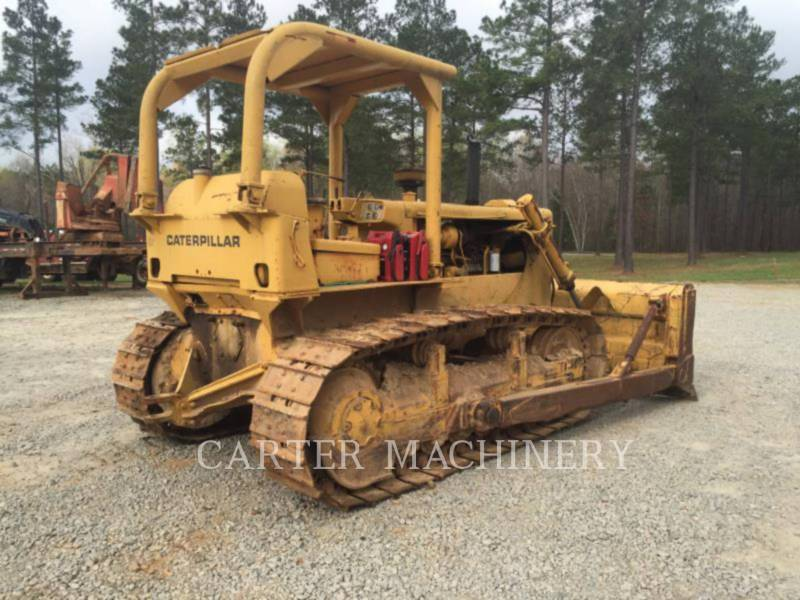 CATERPILLAR TRAKTOR GĄSIENNICOWY KOPALNIANY D6C equipment  photo 3