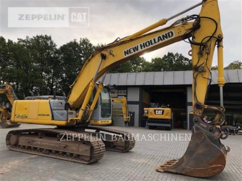 FORD / NEW HOLLAND ESCAVADEIRAS E245 equipment  photo 2