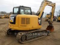 CATERPILLAR TRACK EXCAVATORS 308E equipment  photo 4