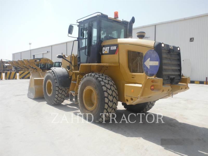 CATERPILLAR RADLADER/INDUSTRIE-RADLADER 930K equipment  photo 4