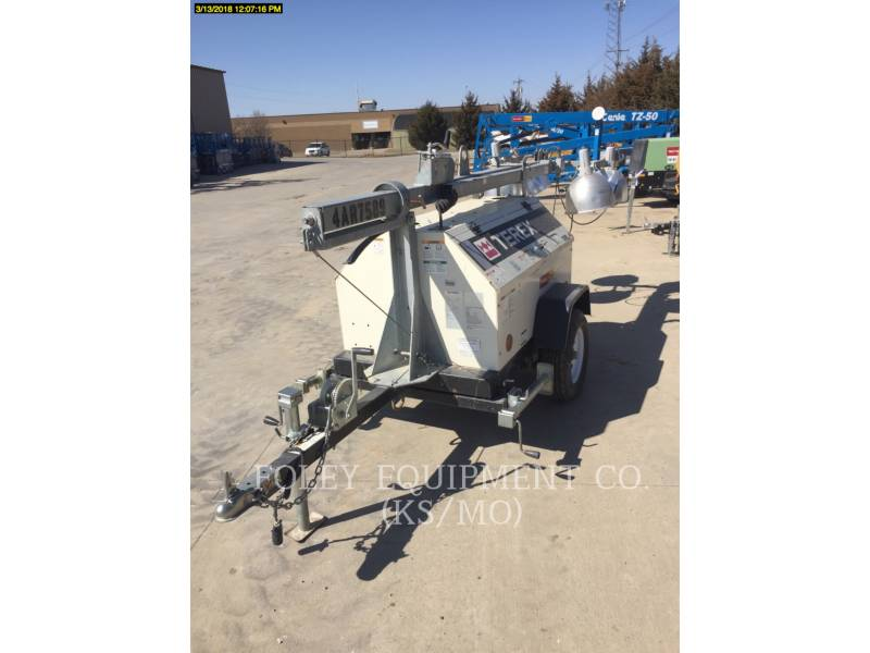 TEREX CORPORATION LIGHT TOWER RL4 equipment  photo 3