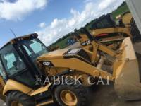 CATERPILLAR BACKHOE LOADERS 430F HT equipment  photo 4