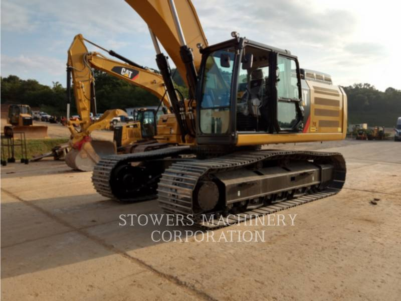 CATERPILLAR TRACK EXCAVATORS 336F equipment  photo 3