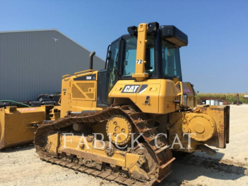CATERPILLAR CIĄGNIKI GĄSIENICOWE D6N XLARO equipment  photo 2